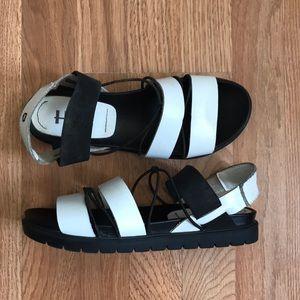 Mia platform sandal shoes 8.5